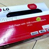 DVD Player LG DP542 - USB Movie | Karaoke | USB Record - Brand New