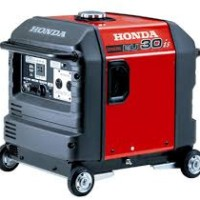 Mesin Genset Honda EP1000 0.85 kVA Portable