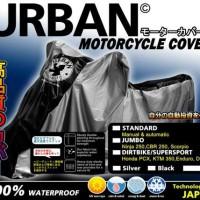 Body Cover Motor Gede Harley Moge (Selimut / Sarung Motor Anti Air)