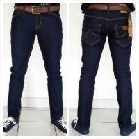 Celana Jeans Skinny Stretch Wrangler Pria