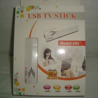 USB TV STICK/TV Tuner/Converter AV To USB untuk Laptop Gadmei Model 380