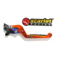 HANDLE STLN FULL CNC JUPITER-Z ORANGE