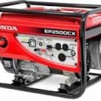 Honda EP2500CX Genset 2.0KVA (Generator Set)