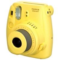 Fujifilm Instax Polaroid Camera Mini 8s - Kuning