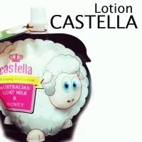 Castella Australian Goat Milk n Honey