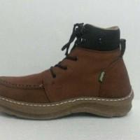 Sepatu Kickers Kulit Boot Microtech  DN