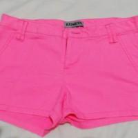 branded short pants (Express)