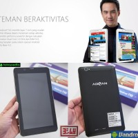 Advan Vandroid T1G the Affordable 7in Tablet