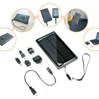 powerbank tenaga surya ( solar phone charger)