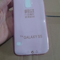 slim case for samsung galaxy S5 pink