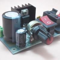 Voltage Regulator LM317 Step Down DIY Kit AC/DC to DC