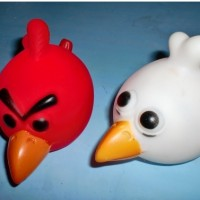 Lampu Angry Birds Nyala 7 Warna