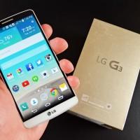 LG G3 16 GB | Free Tune Pack + Quick Circle + LINE Doll + Voucher 30%