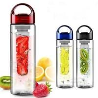 TRITAN INFUSED WATER BOTTLE BPA FREE / FUNGSI SAMA SPRT CITRUS ZINGER