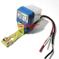 Sensor Cahaya Lampu Otomatis 3A AC 220V/ Photo Foto Cell Control Lamp