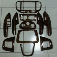 Aksesoris Wood Panel Interior Chevy/Chevrolet Spin