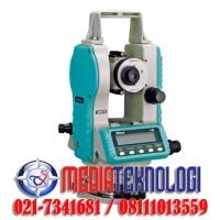 Digital Theodolite Nikon NE-101 | 7 detik | Harga Murah 08111013559