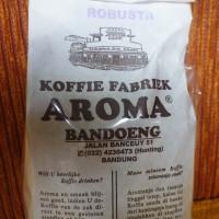 Kopi Aroma Robusta Bandung