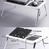 MEJA LAPTOP PORTABLE / LAPTOP DESK PORTABLE