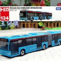 Tomica Long 134 Mercedes-Benz Citaro Keisei Articulated Bus