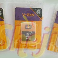 MICRO SDHC V-GEN 128GB CLASS 10 + ADAPTOR