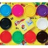 FUN DOH Mix 10 warna / FUNDOH Mainan Lilin 10 warna