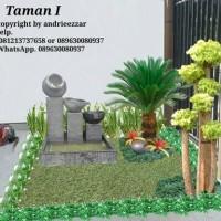 Gambar Desain Taman Minimalis Tukang Taman Murah