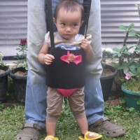 Baby Walker / Alat Pembantu Jalan Bayi Full Body Cover Anannda