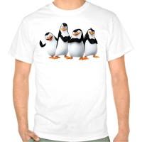 Kaos, T-Shirt Penguins of Madagascar (POM02-1)