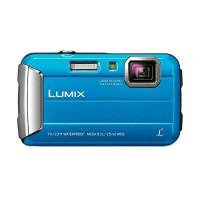 Panasonic Lumix DMC-FT 25 Blue Kamera Pocket