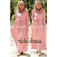 Richi Dress Pink