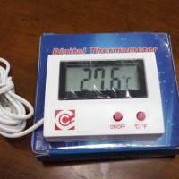 Jual Murah Mini Digital Thermometer - Termometer Digital Akuarium Kulkas Murah