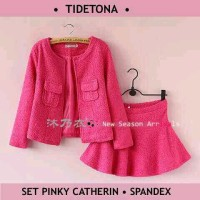 Set Pinky Caterin