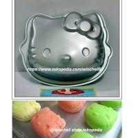 Cetakan Adonan Kue Bolu Hello Kitty / pancake maker