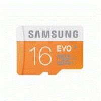 Microsd Samsung MicroSDHC 16GB High Speed Class 10 up to 48Mb/s-EVO