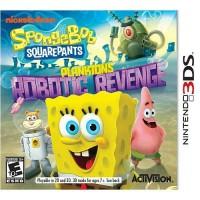 3DS SpongeBob SquarePants: Plankton's Robotic Revenge