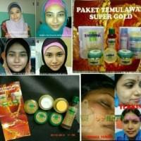 Paket Cream Temulawak Super Gold,Paket Temulawak G