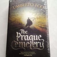 Umberto Eco - The Prague Cemetery