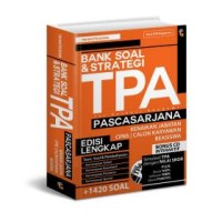 Bank Soal & Strategi TPA Pascasarjana