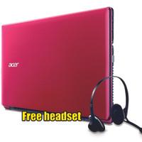 Acer E5-471 (Hitam)