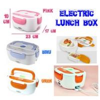 Lunch Box Electric / Kotak Makanan untuk Bekal dengan Power Pemanas