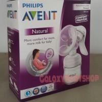 Breast Pump Avent Manual Natural Comfort