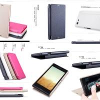 Nillkin Sparkle Leather Case Sony Xperia E3 - E3 Dual