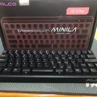 Filco Minila Red/Blue/Brown Switch Mechanical keyboard