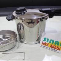 Fissler Vitavit Comfort 6 L Pressure Cooker - Made in Germany