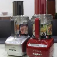 Magimix Le Mini Plus Food Processor ORIGINAL Made in France