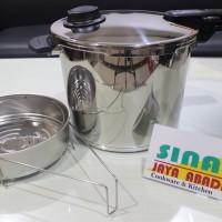 Fissler Vitavit Comfort 10 L Pressure Cooker - Made in Germany