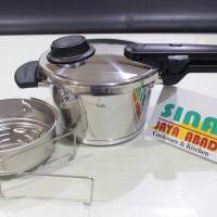 Fissler Vitavit Comfort 2.5L Pressure Cooker - Made in Germany