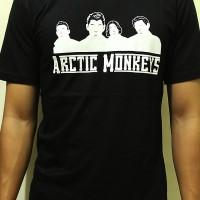 "Kaos / T - Shirt Band ""Arctic Monkeys"""