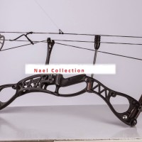 Panah / Archery ARB 122 New hunting and Target compound bow ( both Han